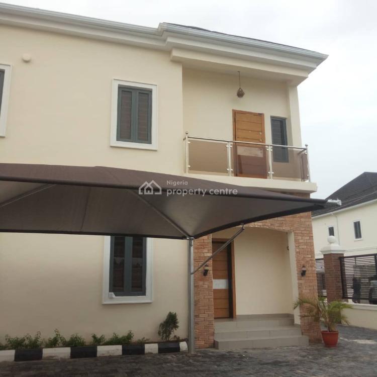 4 Bedroom Semi Detached Duplex, Beside Lekki Gardens Estate, Ajah, Lagos, Semi-detached Duplex for Rent