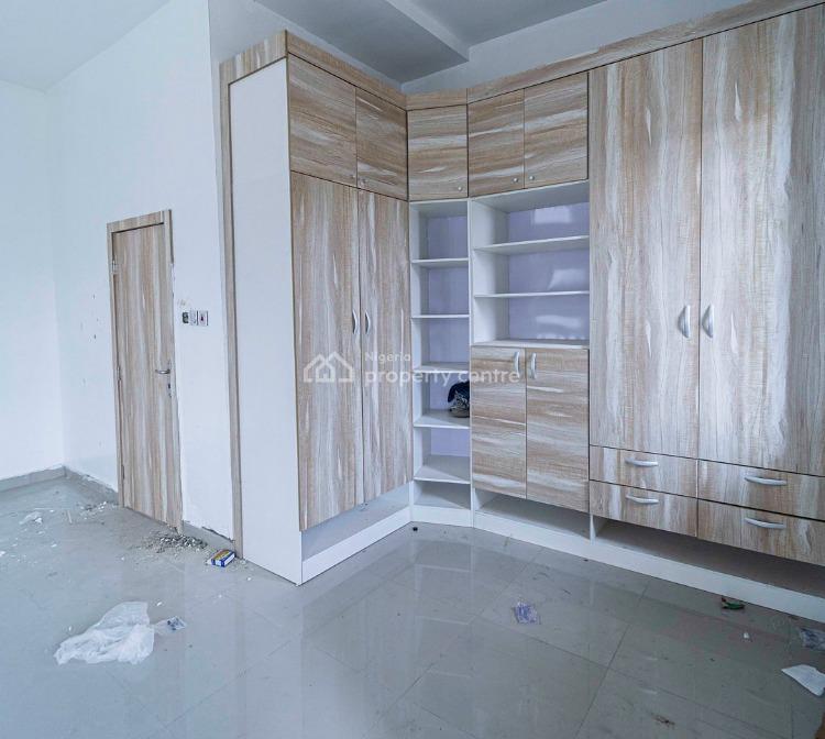 Brand New 5 Bedroom Fully Detached Duplex with Bq, Chevron, Lekki Phase 2, Lekki, Lagos, Detached Duplex for Rent