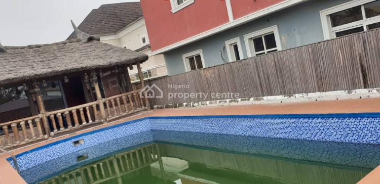 Luxury 5 Bedrooms House with 2 Maids Rooms on 881sqm Plot, Vgc, Lekki, Lagos, Detached Duplex for Sale