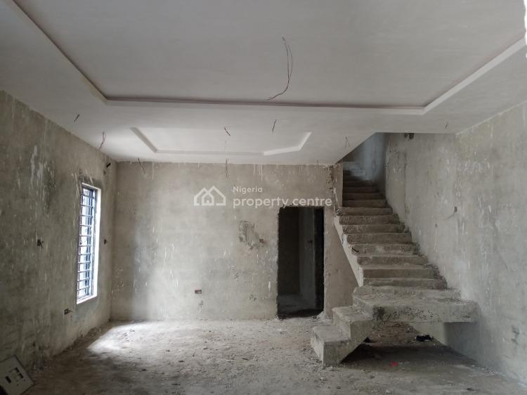 Luxury 3 Bedroom, Vantage Court Estate, Bogije, Ibeju Lekki, Lagos, Semi-detached Duplex for Sale