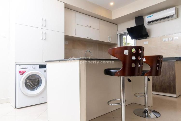 Luxury Fully Furnished 3 Bedrooms Apartment with a Rm Bq, Ikeja Gra, Ikeja, Lagos, Flat / Apartment for Rent