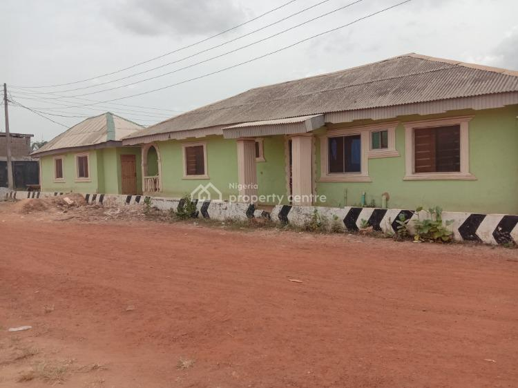 a Detached Bungalow, By Rainbow School, Asese Ibafo Along Lagos Ibadan Express Way, Asese, Ibafo, Ogun, Detached Bungalow for Sale