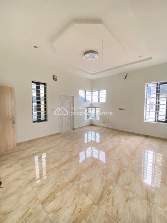 4 Bedroom Semi Detached Duplex (shared Compound with a Tenant), Orchid Road, Lekki, Lagos, Semi-detached Duplex for Rent