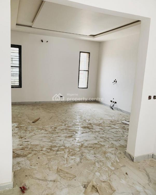 Super Spacious 5 Bedroom Fully Detached Duplex with Bq;, Ikate, Lekki, Lagos, Detached Duplex for Sale