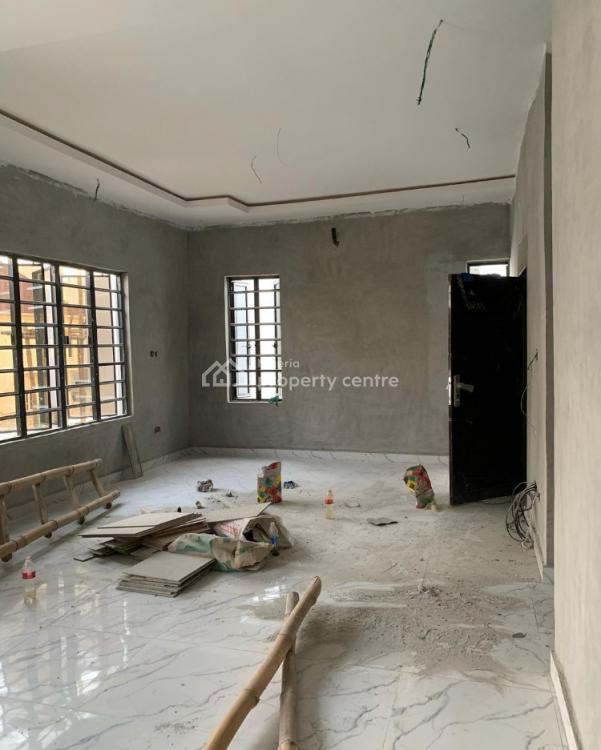 Brand New 4 Bedroom Fully Detached Duplex with Bq;, Lekki, Lagos, Detached Duplex for Sale