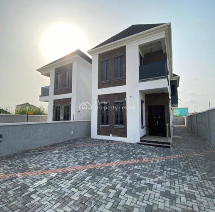 Lovely 5 Bedrooms Standalone House, Lekki County, Ikota, Lekki, Lagos, Detached Duplex for Sale