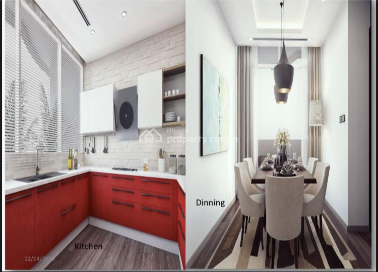 Luxurious Two Bedroom Flat, 20, Ozumba Mbadiwe, Pacific, Victoria Island (vi), Lagos, Flat / Apartment for Sale