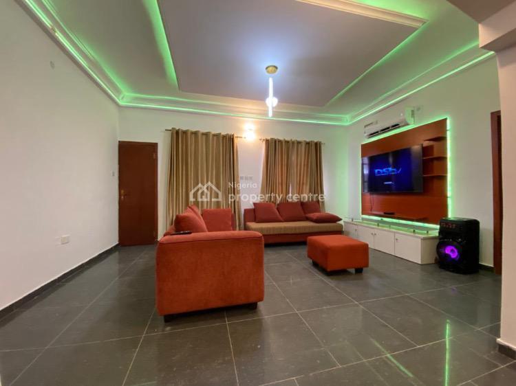 Luxury 3 Bedrooms Apartment, Agungi, Lekki, Lagos, Flat / Apartment Short Let