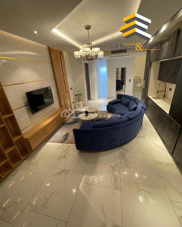 Fully Furnished Bedroom Smart House, Ikoyi, Lagos, Detached Duplex for Sale