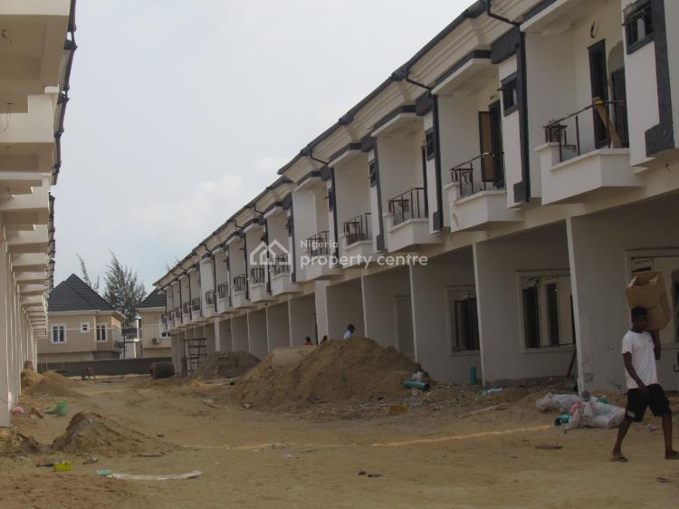 Serviced 4 Bedroom Terrace Duplex, Ikota Villa Estate, Ikota, Lekki, Lagos, Terraced Duplex for Sale