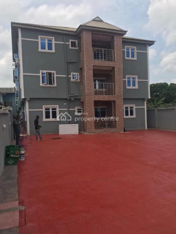 Luxury New 3 Bedroom Flat, Ogba Estate, Ogba, Ikeja, Lagos, Flat / Apartment for Rent
