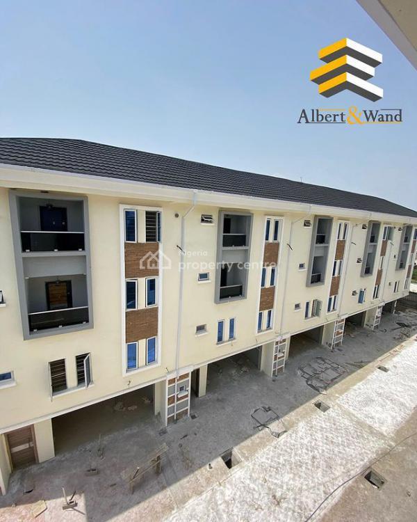Newly Built 5 Bedroom Terrace, Agungi, Lekki, Lagos, Terraced Duplex for Sale