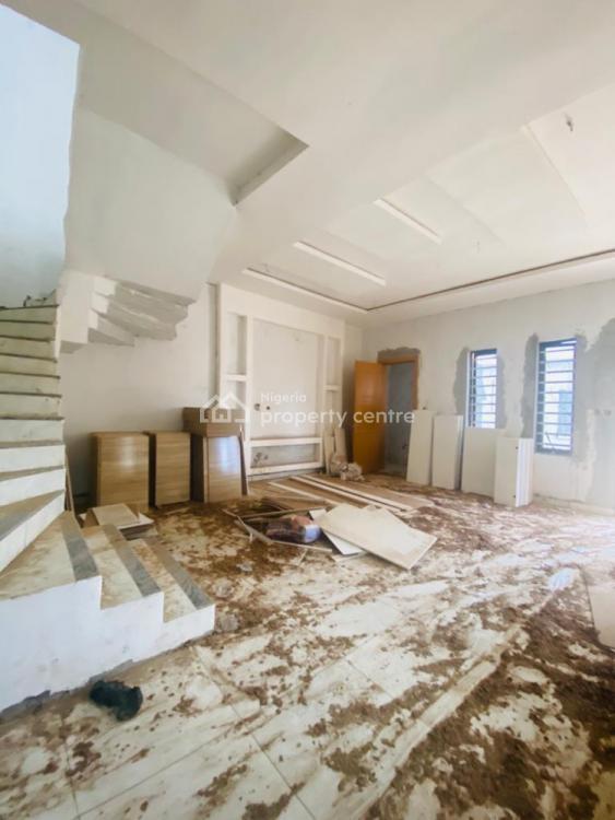 4 Bedroom Semi-detached Duplex with a Room Bq, Ikota, Lekki, Lagos, Semi-detached Duplex for Sale