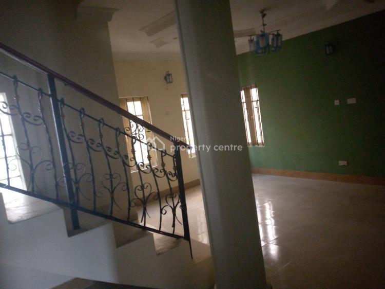 Luxury Newly Built All Rooms En-suite 4 Bedrooms, Peninsula Gardens Estate, Sangotedo, Ajah, Lagos, Semi-detached Duplex for Rent