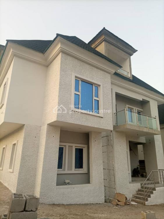 Ten Units of Brand New 5 Bedroom Detached House with a Maids Room, Coza, Guzape District, Abuja, Detached Duplex for Sale