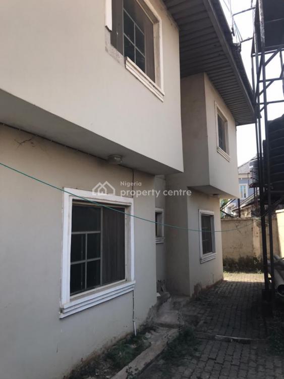 Standard 4 Blocks of 3 Bedrooms Flat, Berger, Arepo, Ogun, Flat / Apartment for Sale
