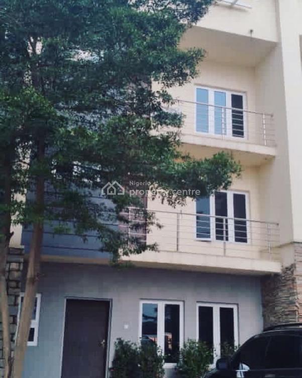 Brand New 4 Bedroom Terrace Duplex, Asokoro District, Abuja, Terraced Duplex for Sale