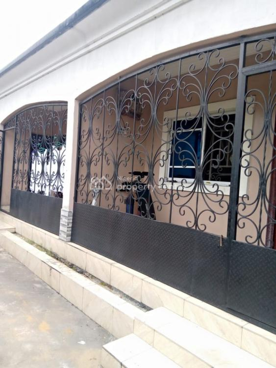 Super 2 Units of 2 Bedroom Flats with Good Light, New Rd Off Ada George, Port Harcourt, Rivers, Block of Flats for Sale