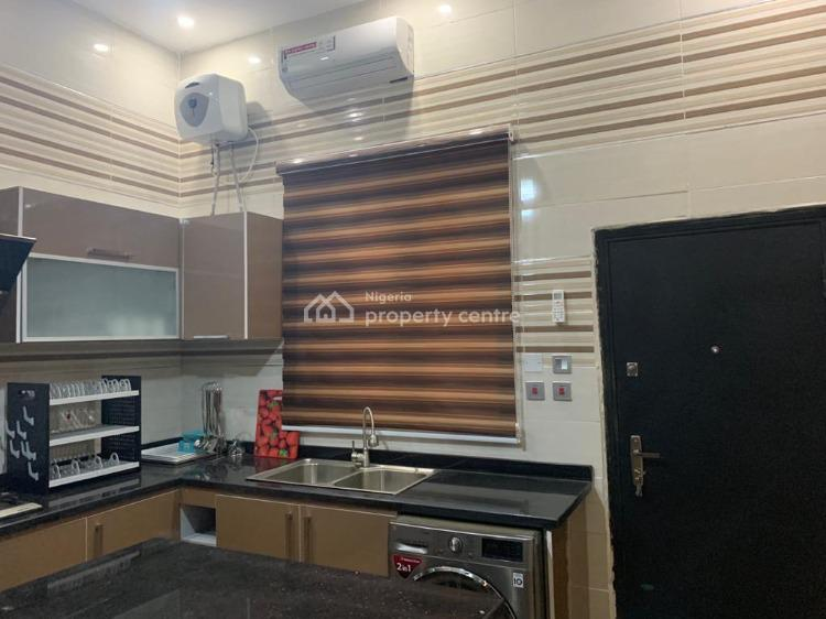 Luxury and Tastefully Furnished 4 Bedrooms Duplex, Osapa, Lekki, Lagos, Semi-detached Duplex Short Let