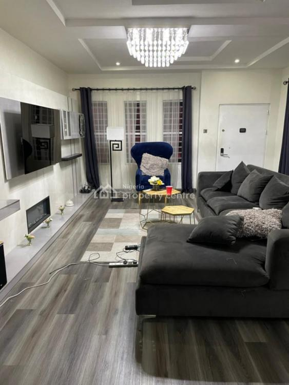 Fully Serviced and Furnished 4 Bedrooms Semi Detached Duplex with Bq, Victoria Crest Estate 3, Orchid Hotel Road, Lafiaji, Lekki, Lagos, Semi-detached Duplex for Sale