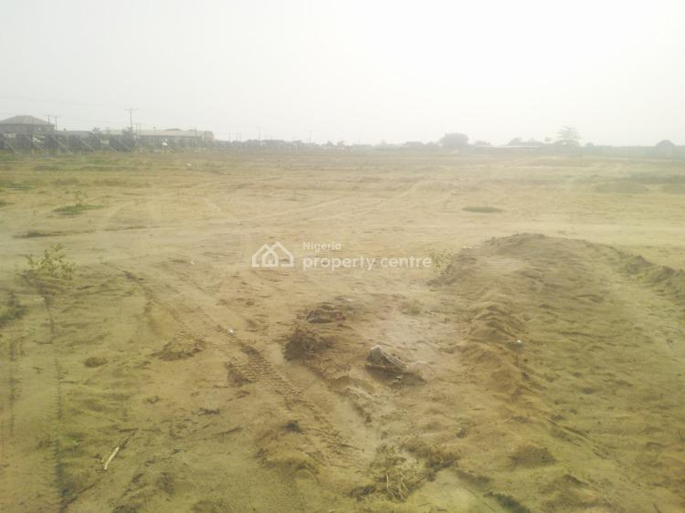Dry Land Facing The Express Yield Much Return on Your Investment, Ajah, Lagos, Residential Land for Sale