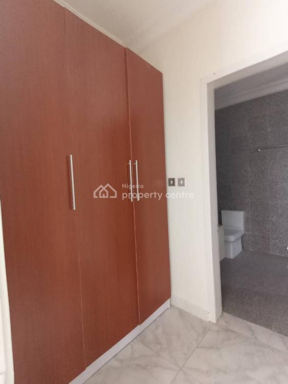 Nicely Built 4 Bedroom Semi Detached Duplex with 1 Room Bq;, Ikoyi, Lagos, Semi-detached Duplex for Rent