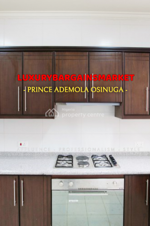 Highly Competitive Family Friendly 3 Bedroom Apartment +full Amenities, Central, Old Ikoyi, Ikoyi, Lagos, Flat / Apartment for Sale
