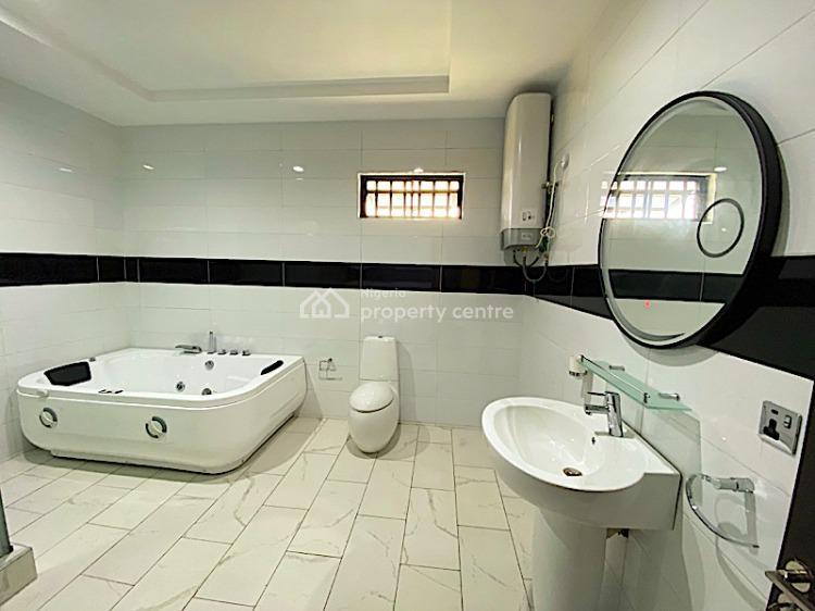 New House Very Large Compound 4 Bedrooms Semi Detached Duplex+2roomsbq, Vgc, Lekki, Lagos, Semi-detached Duplex for Sale