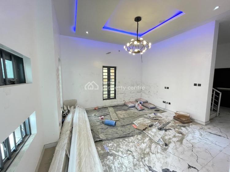 Tastefully Finished 4 Bedroom Fully Detached Duplex, Chevron Drive, Lekki, Lagos, Detached Duplex for Sale