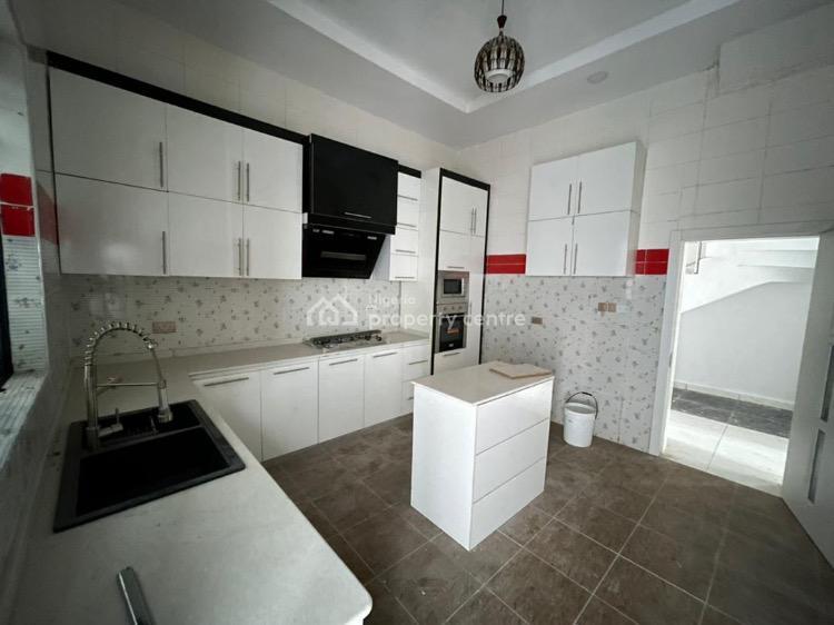Luxury 4 Bedroom Fully Detached Duplex, Chevron Drive, Lekki, Lagos, Detached Duplex for Sale