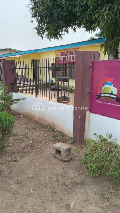 Over 2 Plots with Bungalow, Along Major Road, 43/44 Adeyi Avenue, Old Bodija, Ibadan, Oyo, Commercial Land for Sale