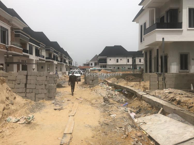 Newly Built 4 Bedroom Duplex, Lekki Phase 2, Lekki, Lagos, Detached Duplex for Sale