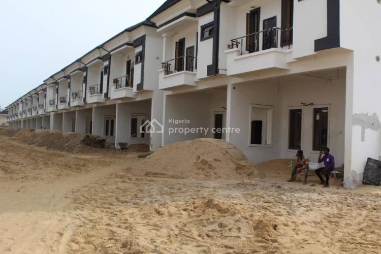 Luxury 4 Bedroom Terrace Duplex, G.r.a Ikota Villa Estate, Lekki, Lagos, Terraced Duplex for Sale
