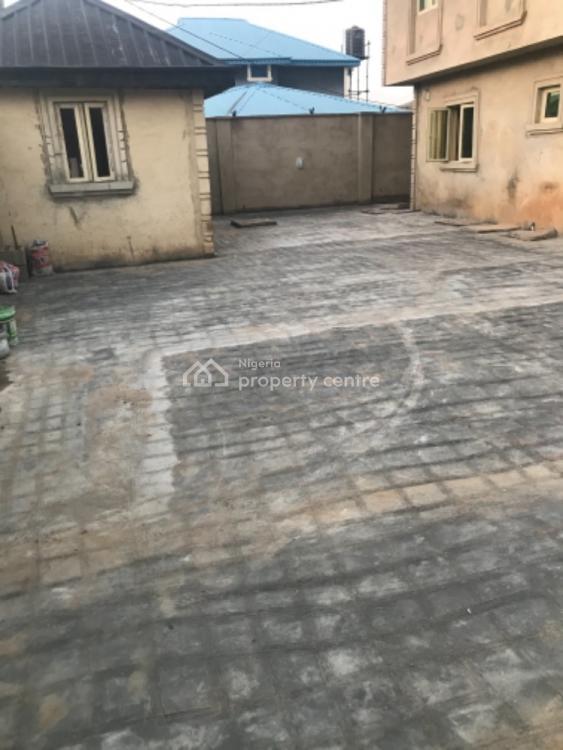 a Newly Built Miniflat in an Estate, Oba Olaide Estate, Ibeshe, Ebute, Ikorodu, Lagos, Mini Flat for Rent