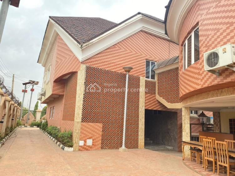 Newly Reburbished Luxury 13 Bedroom Fully Finished and Fully Serviced, Addis Ababa Crescent Wuse Zone 4, Zone 4, Wuse, Abuja, Detached Duplex for Rent
