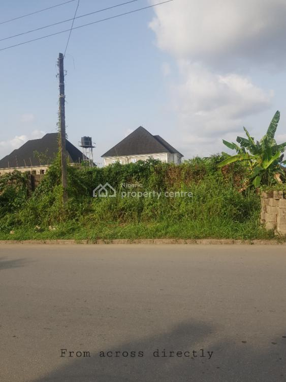 Spacious Land in Prestigious Estate, Dr. Abel Damina Street. Osongama Estate, Uyo, Akwa Ibom, Residential Land for Sale