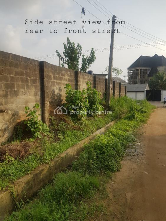 Massive Gated Plot of Land, Osongama Estate. Dr. Abel Damina Street Off 4 Lanes, Uyo, Akwa Ibom, Residential Land for Sale