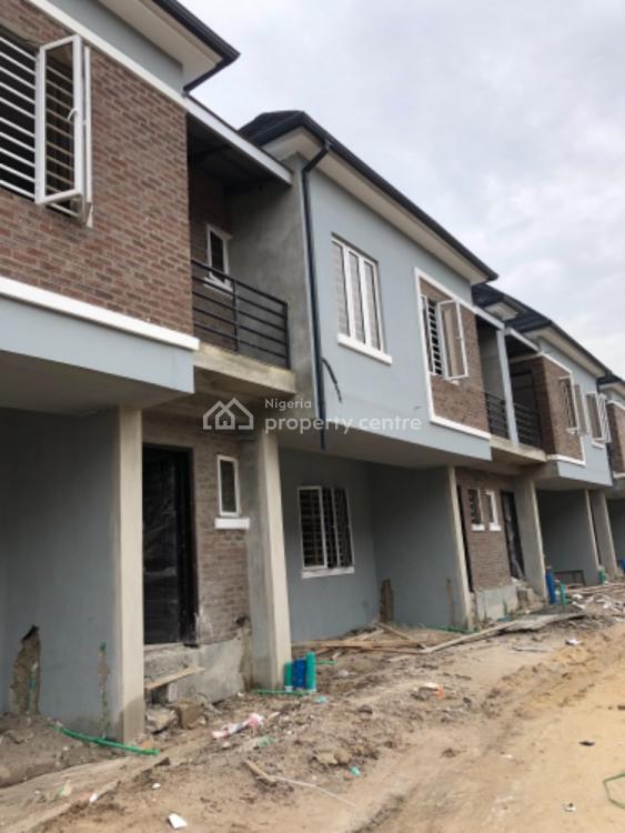4 Bedroom Terrace Duplexes, After 2nd Toll Gate, Lekki, Lagos, Terraced Duplex for Sale
