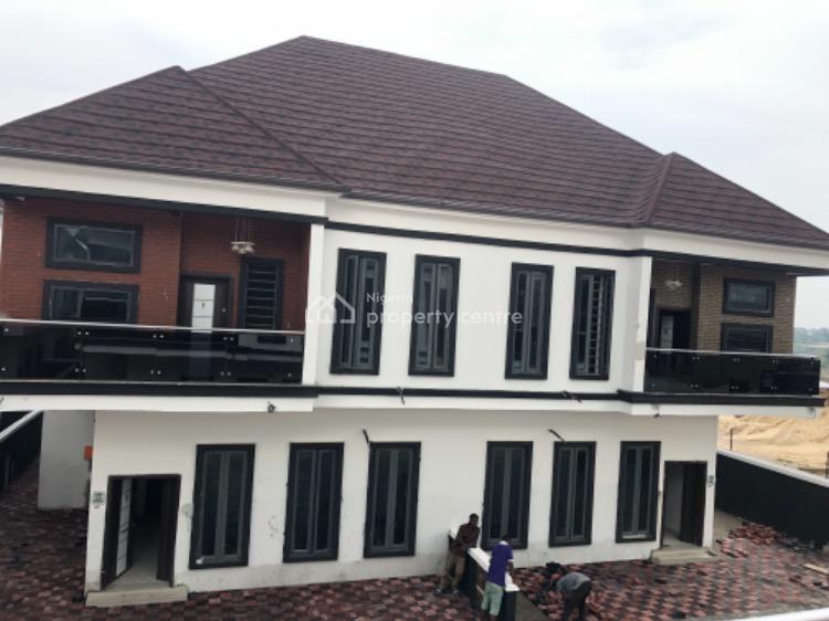 4 Bedroom Semi Detached Duplex with Bq, After 2nd Toll Gate, Lekki, Lagos, Semi-detached Duplex for Sale