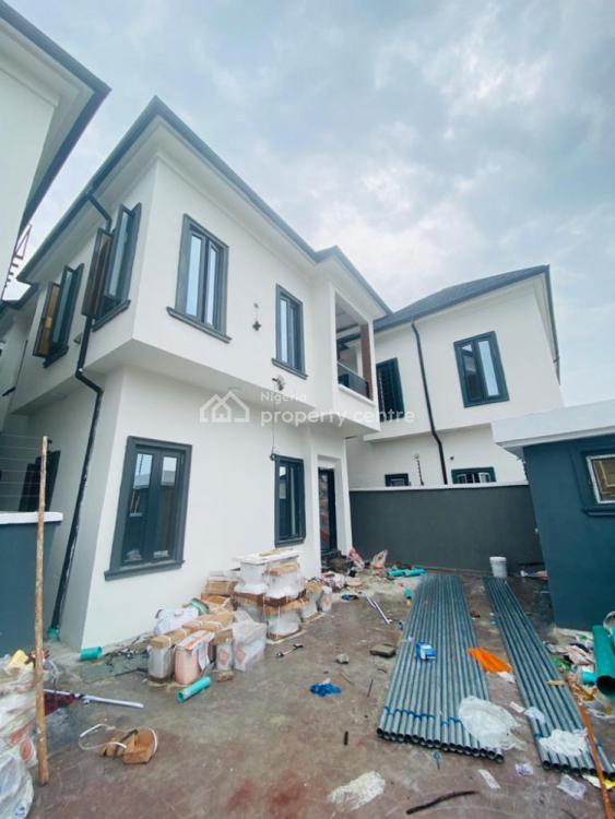 4 Bedroom Fully Detached Duplex with a Room Bq, Gra, Ikota, Lekki, Lagos, Detached Duplex for Sale