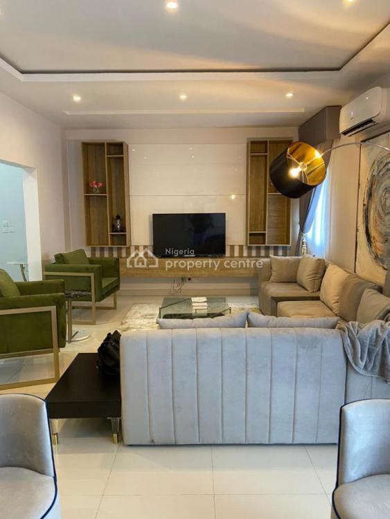 Luxury 4 Bedrooms with Lovely Features, Ikate, Lekki, Lagos, Terraced Duplex Short Let