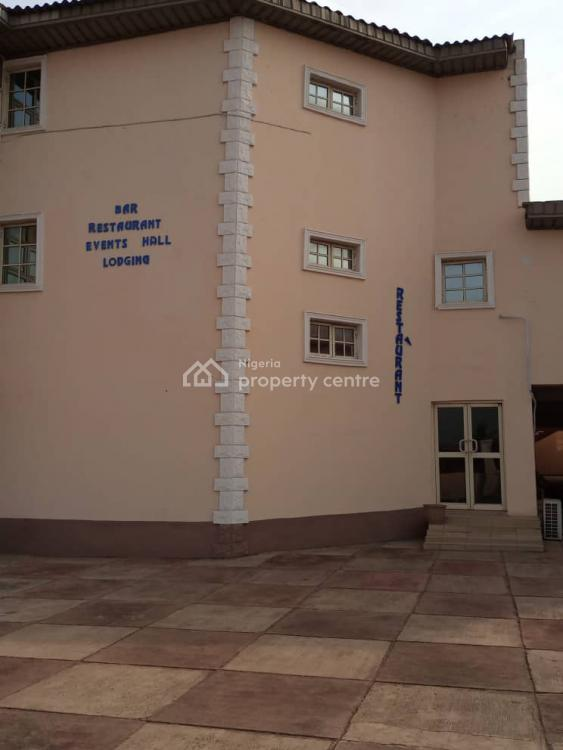 a Good and Well Located 42 Rooms Hotel, Alakia Road, Alakia, Ibadan, Oyo, Hotel / Guest House for Sale