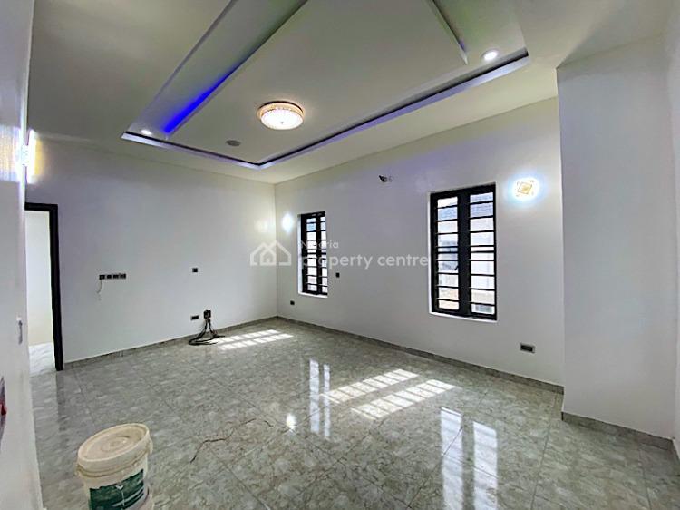 New House 4 Bedroom Semi Detached +bq+24hrs Light in an Estate, 2nd Toll Gate, Lekki, Lagos, Semi-detached Duplex for Sale
