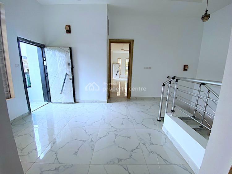 New House Big Compound 4 Bedroom Semi Detached with Bq in an Estate, Ikota Villa Estate, Lekki, Lagos, Semi-detached Duplex for Sale