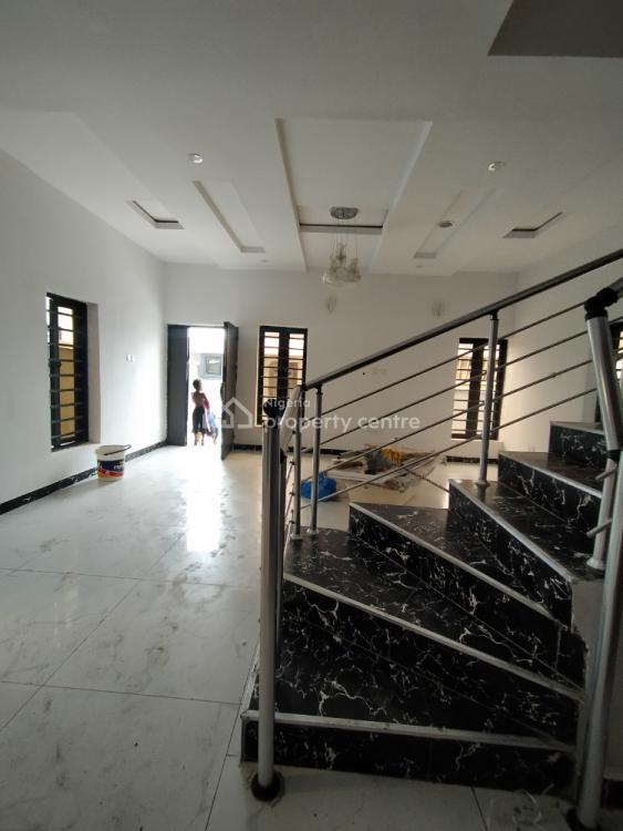 Brand New 4 Bedroom with Bq, Villa Estate By Gra, Ikota, Lekki, Lagos, Semi-detached Duplex for Sale