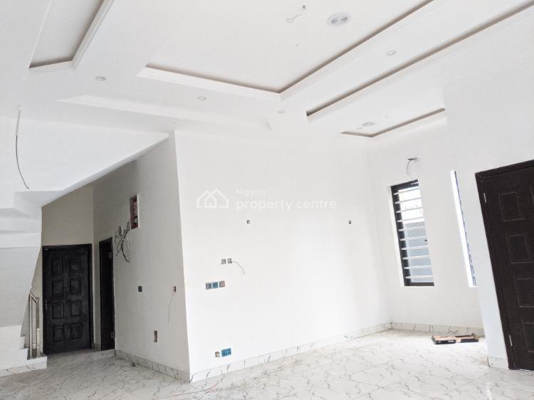 a Spaciously Built Semi Detached Duplex, Ikate Elegushi, Lekki, Lagos, Semi-detached Duplex for Sale