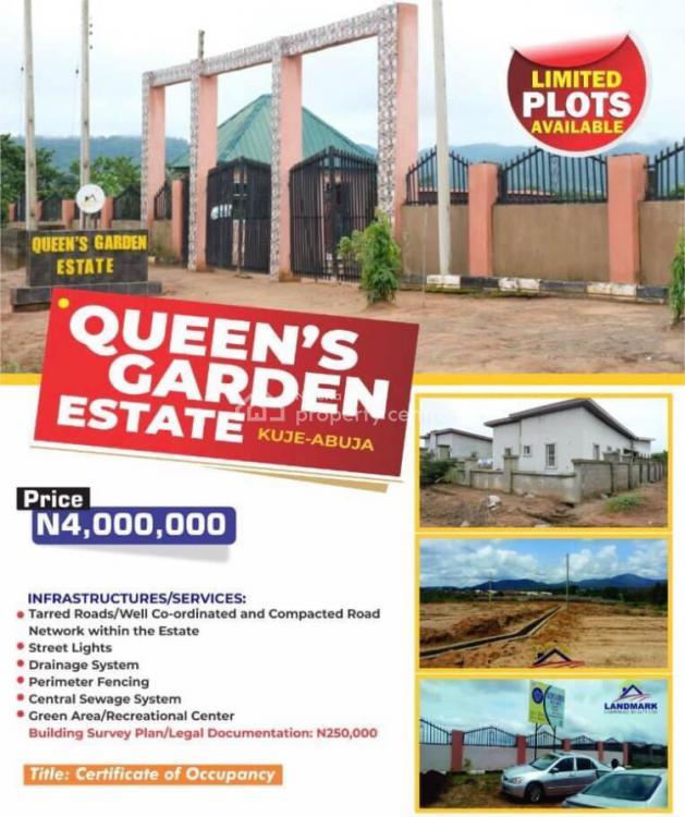 Queens Garden, Queens Garden Estate, Kuje, Abuja, Residential Land for Sale