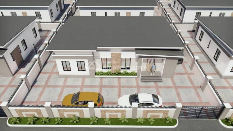 3 Bedrooms Bungalows in a Gated Estate, Oki Before Olodo, By Iwo Road, Ibadan, Oyo, Terraced Bungalow for Sale