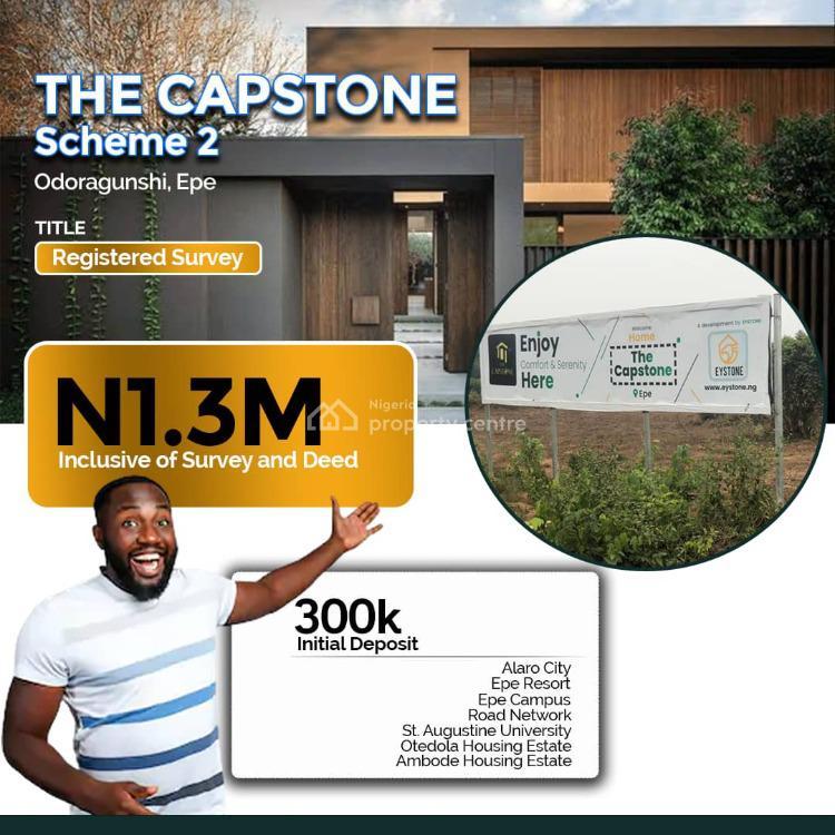 The Capstone Scheme 2, Odo Iragunshi, Epe, Lagos, Residential Land for Sale