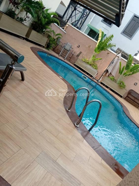 Luxury and Exclusively Finished 4 Bedrooms, Residential Zone, Banana Island, Ikoyi, Lagos, Terraced Duplex for Rent